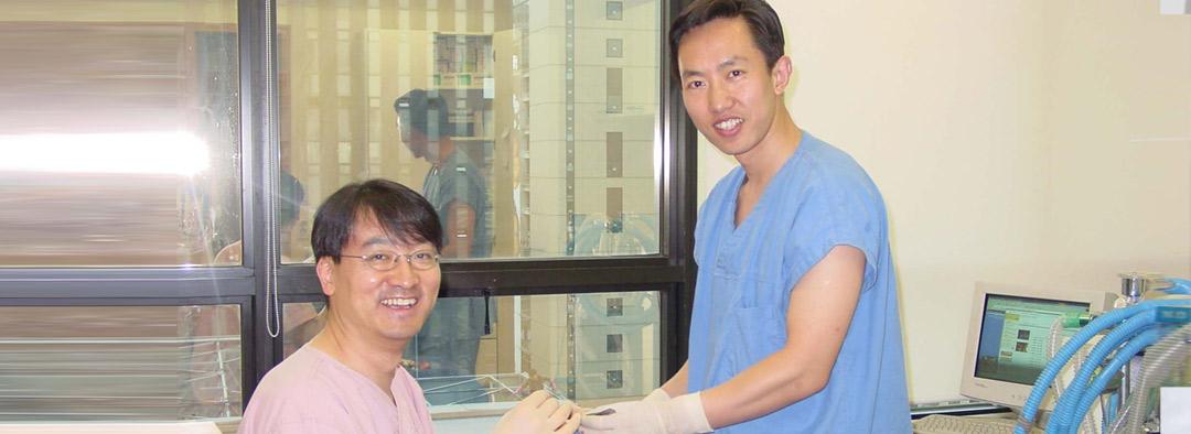 何氏整形携手韩国顶级知名整形医生李在和博士