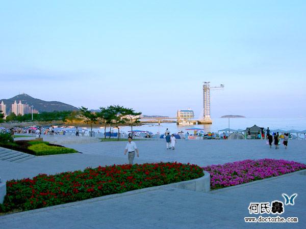 大连星海湾海水浴场