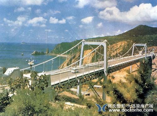 棒槌岛 桥